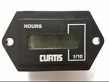 Terex Benford Dumper Roller Waterproof Hourmeter 8000-3557 Curtis Hour Meter