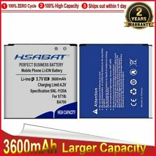 HSABAT 0 Cycle 3600mAh BA700 Battery for Sony Ericsson XPERIA RAY ST18i MT11i MT