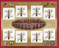 Canada  BK357  # 2225  2007 100 YEARS OF SCOUTING   VFNH   Post Office Fresh