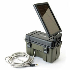 Hme Products Hme-12Vbbsol Trail Camera 12v Solar Aux Power Pack