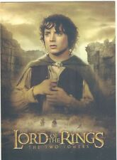 Lord Of The Rings TTT Hobby Japan Poster [Non Foil] Chase Card #1