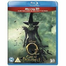 Oz The Great and Powerful 8717418393526 Blu Ray Region B P H
