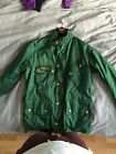 mens barbour international jacket Green Medium