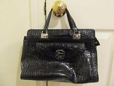GUESS {Women's HandBag} Croco Snake Handbag EXTRA STRAP INSIDE THE BAG