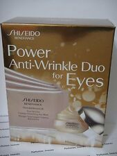 Shiseido Benefiance WrinkleResist24 Intensive Eye Contour Cream + 4 PC Eye MASK