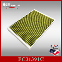 Auto1tech Premium Engine and cabin air filters for 2.7L 2009-2013 Highlander