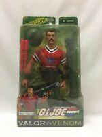2003 Hasbro G.I.Joe SGT. Bazooka Valor vs Venom