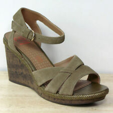 Marks and Spencer Suede Platforms, Wedges Women's Sandals & Beach Shoes