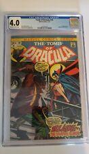 The Tomb of Dracula #10 cgc 4.0