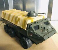 Vintage 1983 GI Joe Troop Transport APC Vehicle Hasbro ARAH Amphibious Carrier