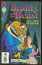 Disney's Beauty and the Beast #4 Marvel Comics Dec 1994 VF-NM