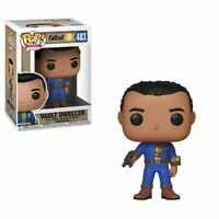 FUNKO POP! GAMES: Fallout 76 - Vault Dweller (Male) [New Toys] Vinyl Figure
