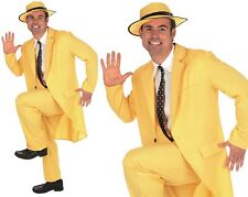 Fun Shack Adult Yellow Suit The Mask Costume - X Large