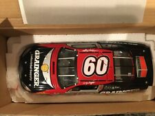 1:24 Team Caliber Greg Biffle #60 Grainger '02 Taurus