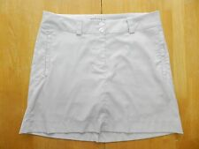 WOMENS SKORT (shorts under skirt) = NIKE GOLF = size 8 -  ab82
