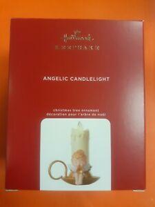 Angelic Candlelight NIB 2020 Hallmark Keepsake