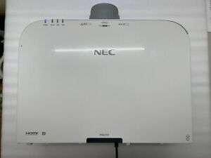 Pre-Owned Good Working NEC PA621X Projector with Remote & Power Cord