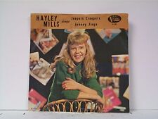 """HAYLEY MILLS """"JEEPERS CREEPERS / JOHNNY JINGO"""" 45w/PS"""