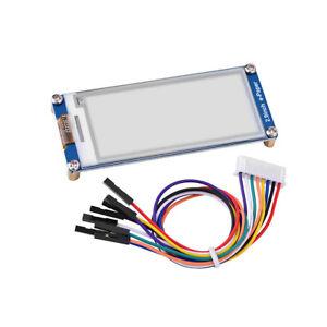 2.9inch E-Ink Display Module 296x128 Three-color Epaper for Raspberry Pi Arduino
