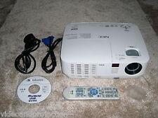 NEC v311x HDMI XGA DLP dati/video/VT/HDTV/HD-READY PROIETTORE v311-x