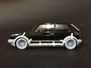 1/24 Kit estetico di trasformazione LWB per Volkswagen Golf GTI MK! Rabbit Leo
