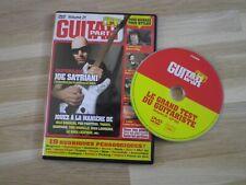 JOE SATRIANI !!!!!!! FRENCH DVD !! UNIQUE P/S