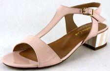 Andrea Conti Schuhe Pumps Sommer Sandaletten Gr.37 Pink 2763