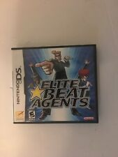 Elite Beat Agents (Nintendo DS, 2006) TESTED