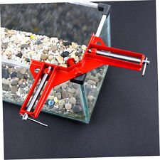 90 Degree Right Angle Picture Frame Corner Clamp Holder Woodworking Hand Kit VG