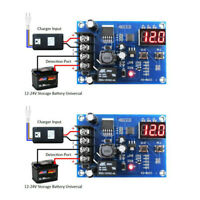 2Pcs XH-M603 Charge Control Module 12-24V Battery Protection Board Lot