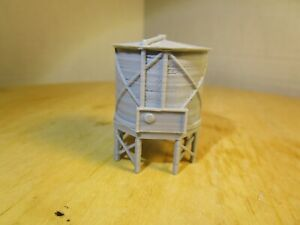 "(1) "" S ""  SCALE      ROOF TOP WATER TANK,  WATER TANK,       3D  PRINTED L@@K"