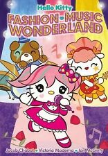 Hello Kitty: Fashion Music Wonderland by , Various -Paperback