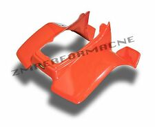 NEW SUZUKI LT50 84 - 87 QUADRUNNER PLASTIC ORANGE REAR FENDER LT 50 PLASTICS