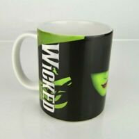 Wicked Broadway Musical Oz Witches Coffee Tea Mug Cup Ceramic 2013 Collectible