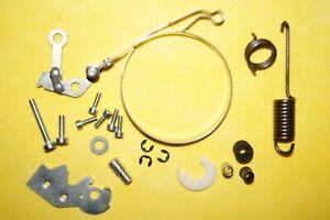 Kettenbremse Kit für Stihl 038 Kettenbremse Säge Bremse Bremsband Feder Platte