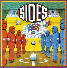 Anthony Phillips: Sides 2 CD (New/sealed)