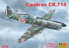 RS Models 1/72 Model Kit 92242 Caudron CR.714