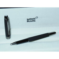 2ND/BLEM Use/Parts Montblanc Meisterstuck Ultra Black Classique Rollerball Pen