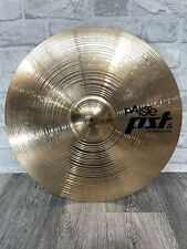 """More details for paiste pst5 medium ride cymbal 20"""" cymbal drum accessory"""