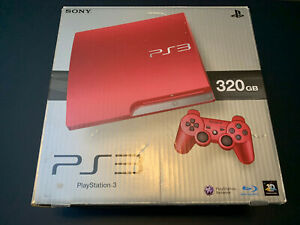 Sony Playstation 3 PS3 Game System 320GB Japan Open Box