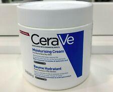 Cerave Moisturing Cream Dry To Very Dry Skin 16 Oz / 454 g