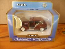 Ertl Classic VehiclesAustin  London Taxi in The Box 1/43 Scale