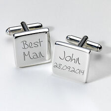 Best Man Wedding present thank you personalised gift by Cellini gifts #6