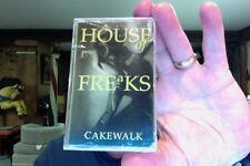 House of Freaks- Cakewalk- new/sealed cassette tape