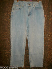Riders Jeans pre owned good condition Size 12P 100% Cotton Classic Inseam 29