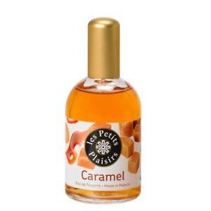 Les Petits Plaisirs Woman Eau de Toilette Vapo Toffee/Caramel 110ml EDT