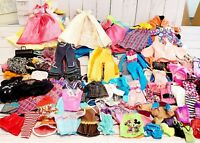 BARBIE  Disney Clothes Huge Lot of dresses, pants, tops, skirts, jeans, jackets