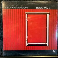 George Benson Body Talk SEALED Vinyl LP CTI 6033 Pee Wee Ellis Rudy Van Gelder