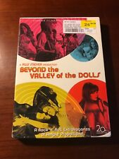 Beyond the Valley of the Dolls (Dvd, 2006, 2-Disc Set, Special Edition)