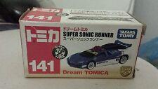Tomica super sonic gunner 141